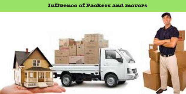 Influence of Packers and movers